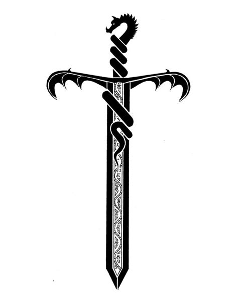 sword tattoos designs tribal sword by mumfordthetruth on deviantart