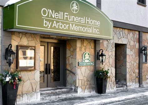 o neill funeral home opening hours 6324 st