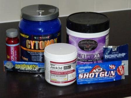 are pre workout supplements beneficial?