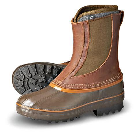 mens thinsulate boots s kenetrek 400 gram thinsulate ultra insulation