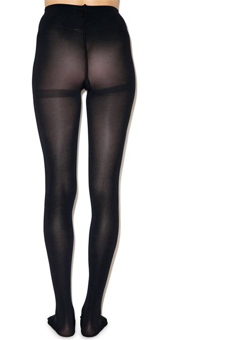 Opaque Tights by Pretty Polly Coolsense Opaque Tights Dolls Kill