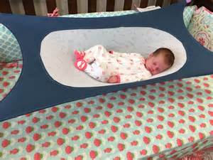 crescent womb is the infant sleeper that you