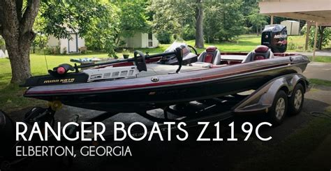 boats for sale in elberton ga canceled ranger boats z119c boat in elberton ga 134000