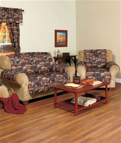 rustic couch covers furniture cover chair loveseat couch sofa lodge cabin