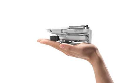 meet  mavic mini djis lightest  smallest drone  date