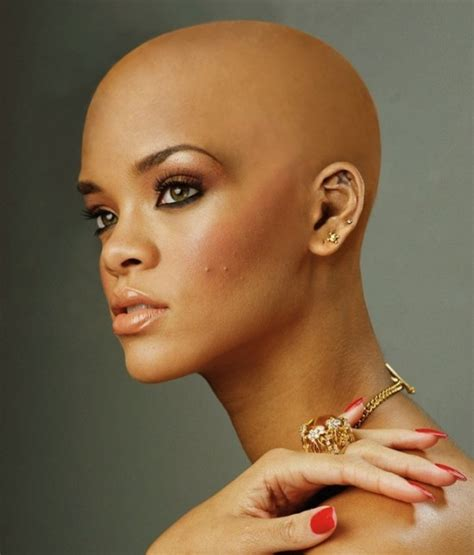 photos of women with no hair the bald and the beautiful 171 dis magazine