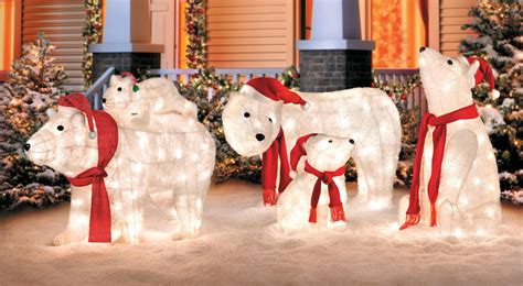 winter wonderland outdoor christmas decoration ideas