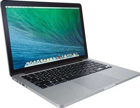 Laptop Apple Macbook Retina Display apple macbook pro mgx72 13 3 inch laptop with retina