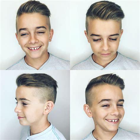 childrens boys hairstyles 70 boys undercut pinteres
