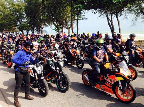 Ktm Malaysia Bike I Moto Ktm Malaysia Ckd Ride To Songkla Bike Week 2015