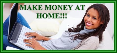 make money from home opportunities how can i make money in