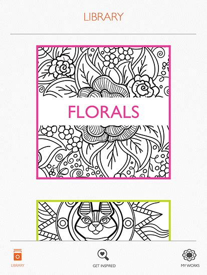 colorfy app coloring pages ipad coloring book apps for adults to help you relax unwind