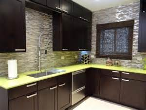 25 best ideas about green countertops on