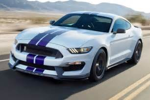 Ford Shelby 2016 Ford Shelby Gt350 Pricing For Sale Edmunds