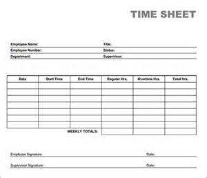 overtime timesheet template 10 overtime calculator templates sle templates
