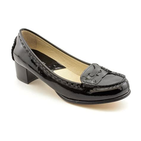 michael kors womens loafers michael kors womens bayville mid loafer quinte