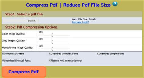 compress pdf by half optimize compress reduce pdf file size in windows
