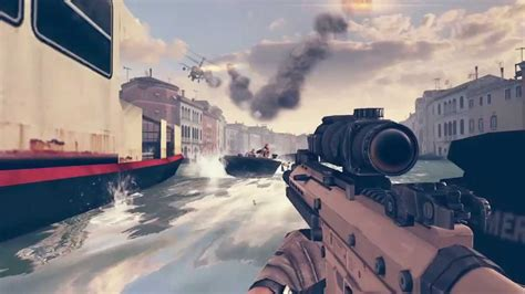 modern combat 5 modern combat 5 e3 trailer iphone ipad android