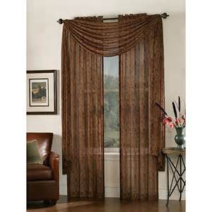 Paisley Window Curtains Lola Paisley Window Curtain Panel 42 In X 95 In