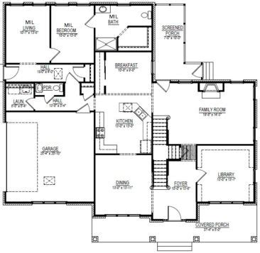what is a mother in law floor plan mother in law suite stanton homes