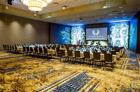 harrahs lake tahoe convention center  room remodel