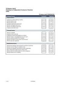 employment checklist template best photos of checklist template excel to do task list