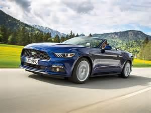 Ford Mustang 2 3 Ecoboost Ford Mustang 2 3 Ecoboost Im Fahrbericht Autozeitung De