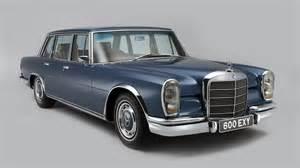 Mercedes Cars Uk Mercedes 600 Uk Spec W100 1964 81