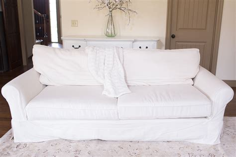 sofa slipcover reviews pottery barn slipcovered sofa reviews pottery barn comfort
