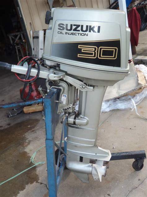 Suzuki 30 Hp Outboard Suzuki 30 Hp Outboard 3 Cylinder
