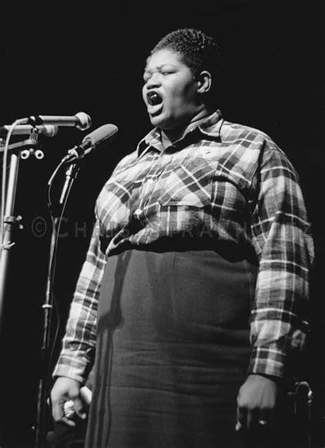 Big Mama Thornton Interview – The Arhoolie Foundation
