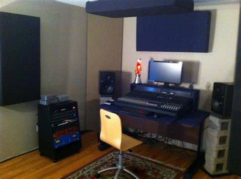 Small Home Studio Small Home Recording Studio Gearslutz