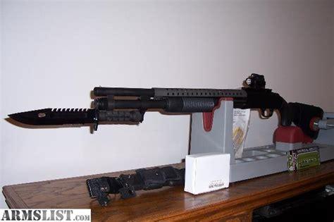 custom bayonet armslist for sale mossberg 590 tactical custom bayonet