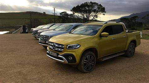 cars mercedes 2018 mercedes benz x class ride along review photos