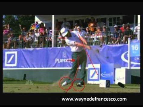 charley hoffman golf swing charley hoffman swing analysis youtube