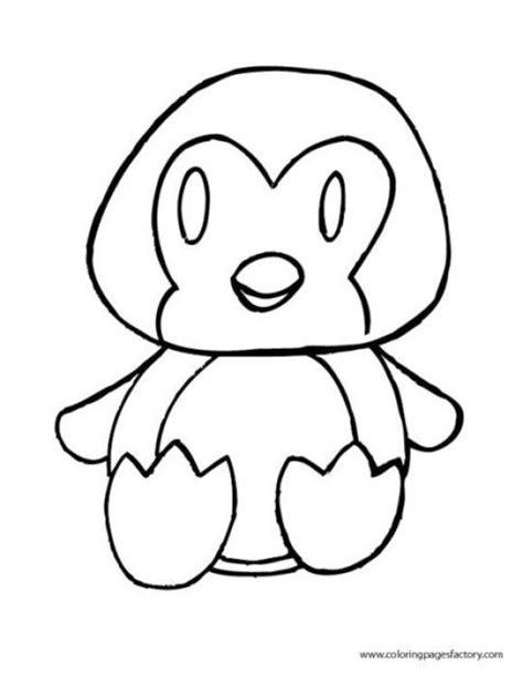 cute penguins colouring pages sketch coloring page