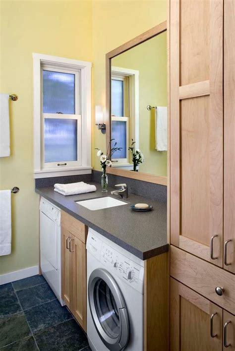 Cathy Schwabe Banheiro Com Lavanderia Solu 231 227 O Para Espa 231 Os Pequenos