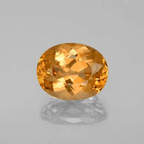 Imperial Chagne Topaz 8 30ct orange imperial topaz 3 8ct oval from brazil and