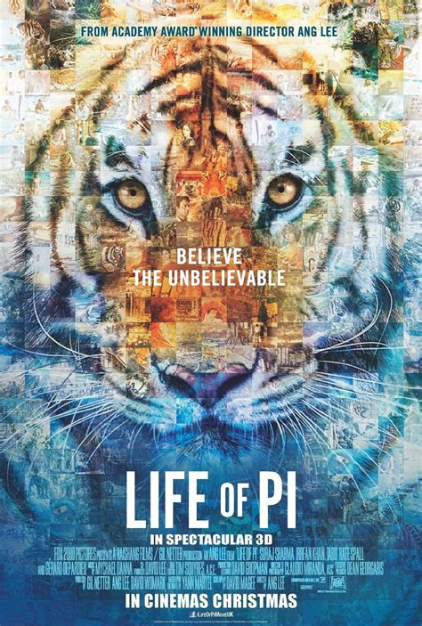 themes in the film life of pi the life of pi 2012 ang lee the mind reels