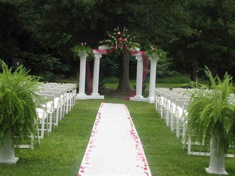 simple outdoor wedding ideas on a budget simple outdoor wedding ceremony ideas siudy net