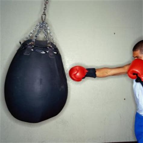 how to make a punching bag healthy living
