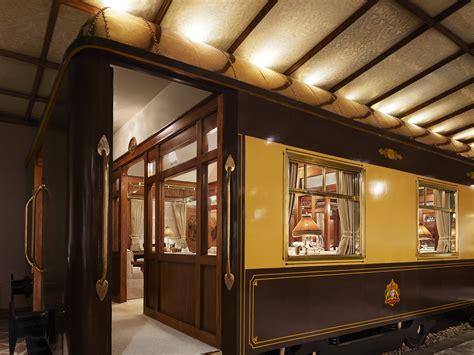 Kids Train Bed Orient Express 5 Star Restaurant In Taj Diplomatic