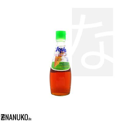 Squid Fish Sauce 300ml squid fischsauce 300ml nanuko de onlineshop f 252 r asia saucen