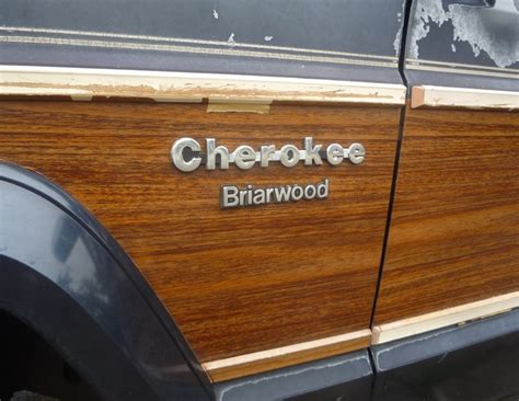 Jeep Wagoneer Wood Trim Xj Day Outtake Jeep Wagoneer Limited The Woody