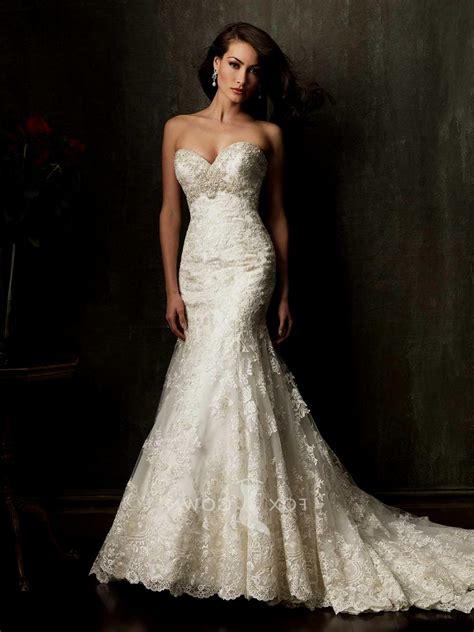 trumpet wedding dresses naf dresses