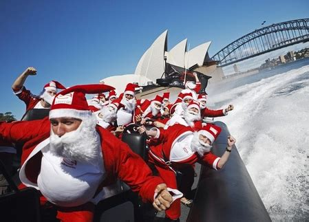 christmas traditions in australia triptide