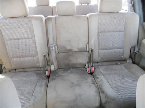getting stains out of car upholstery dirty seats
