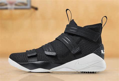 Lebron Soldier 11 Black nike lebron soldier 11 black sail 897646 004 sneaker bar detroit