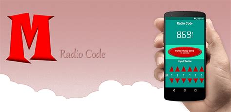 Ford Radio Code M Series Generator Android And Ios
