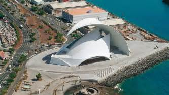 Architect S Resume by Auditorio De Tenerife